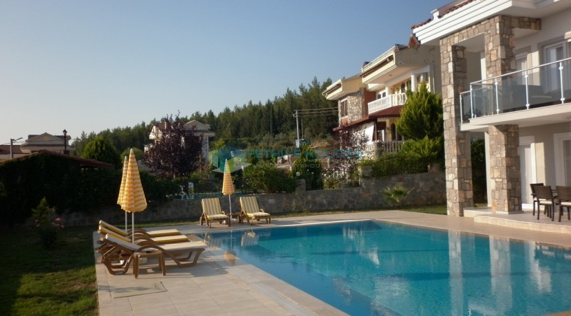 Аренда виллы в Турции 14