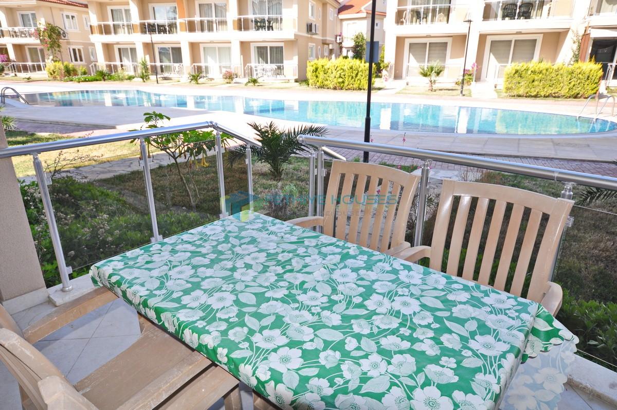 Однокомнатный апартамент на Чалыш пляж