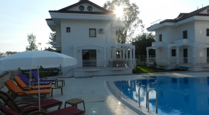 Снять виллу в Фетхие Турция   14