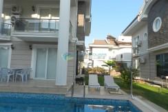 Снять приват виллу с сауной и бассейном в Турции 20
