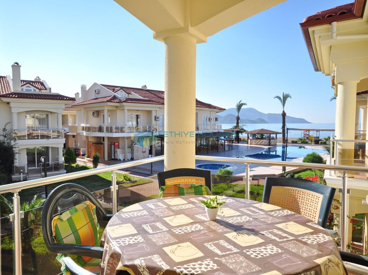 апартаменты в аренду в фетхие В Турции