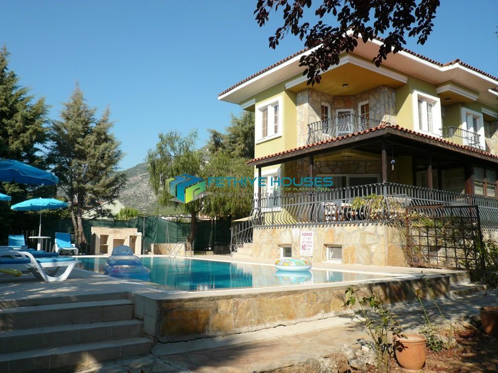 Снять дом в Турции в Фетхие Олюдениз