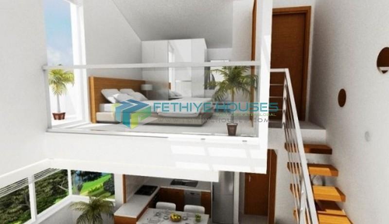 Продажа квартир в Олюдениз Фетхие 11