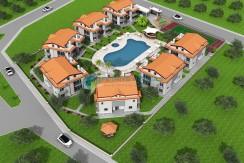 апартаментов в апарткомплексе 10