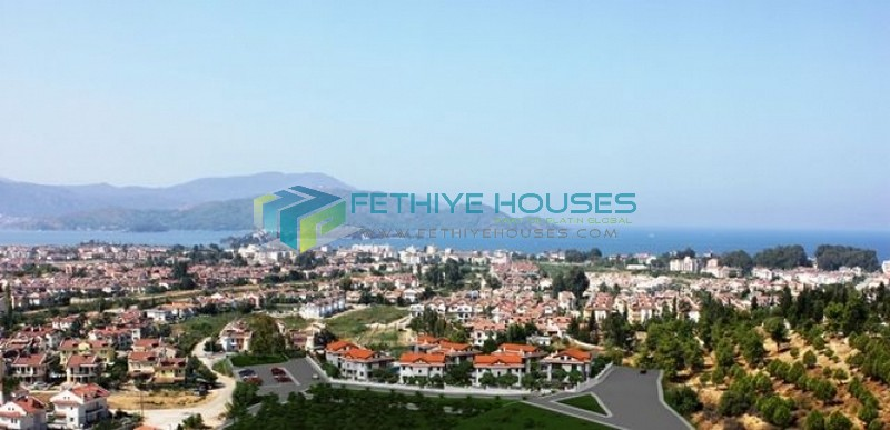 продажа новых квартир в Фетхие 1