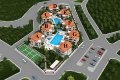 продажа новых квартир в Фетхие 11