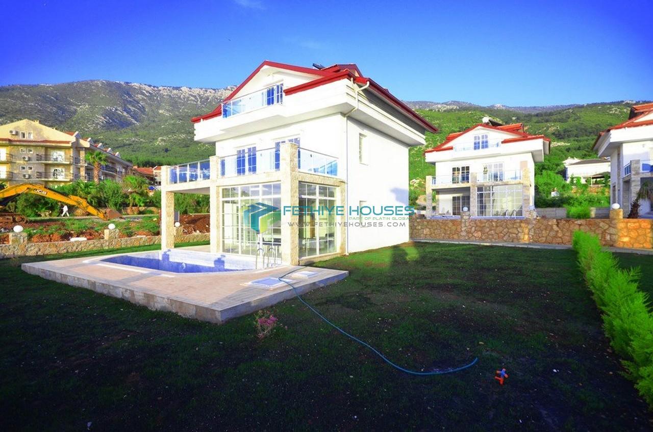 Виллы на продажу в Хисарону для инвестиций в Турции