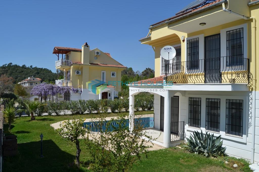 Чалыш пляж вилла аренда в Турции
