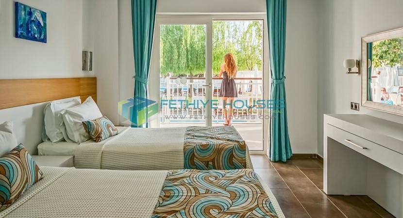 Апартаменты в Олюденизе 21